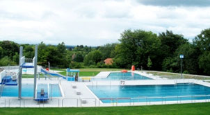Schwimmbad nach Umbau
