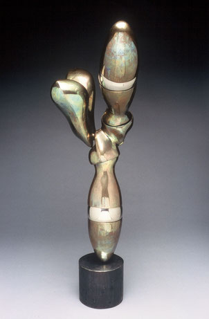 grant irish sculpture - my girl goes dancing no. 1