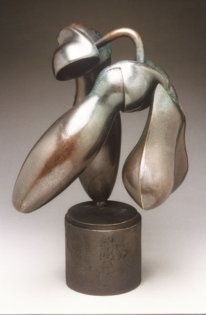 grant irish sculpture - my girl goes dancingno. 3