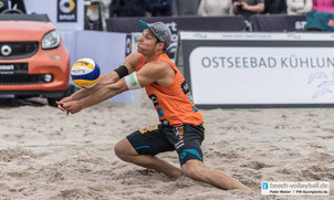 Paul Becker (Beachvolleyball)