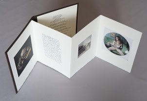 Bibliophilie Noël Jonathan Abbou leporello Dumerchez Bernard Editions Editeur