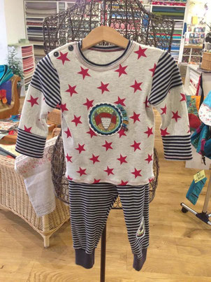 Kinderbekleidung- Frauke Scheibers Kurs am 21.3.2015