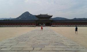 Tournage Corée, été 2015, avec Eun Young Lee