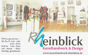 Kunsthandwerkerladen Rheinblick