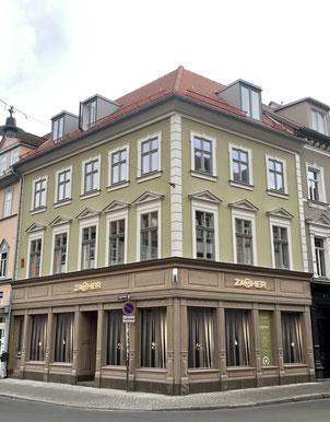 Optiker Zacher, Erfurt, Lange Brücke 65, Altstadt, Nähe Dom