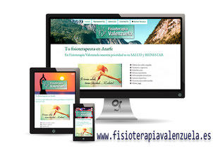 Web profesional realizada por Granada Sites