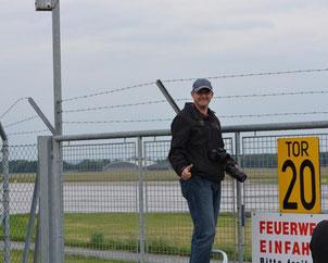 Planespotting am Flughafen Graz :-)