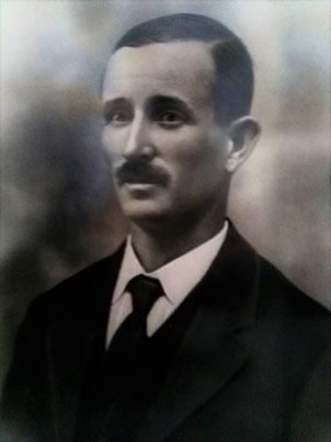 Abuelo Paterno. Papa Gregorio.