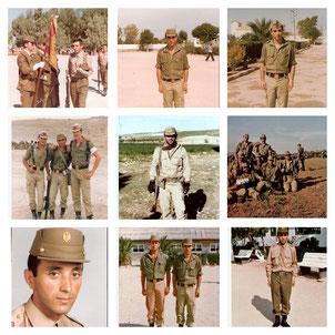 Servicio Militar. Campamento de Rabasa y Regimiento de Infantería Motorizada Mallorca 13