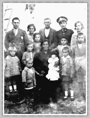 Familia Molero Fernández.