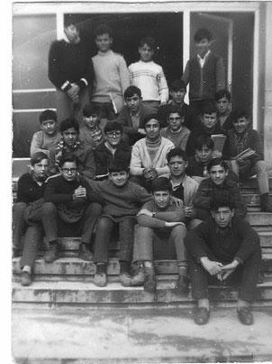 En la Universidad Laboral de Córsoba. 1969