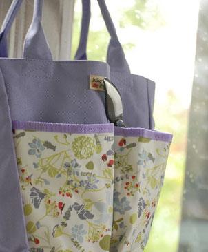 sac papier recyclé jardinage