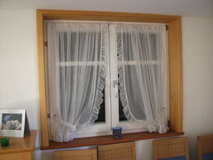 Fenster - Schreinerei Lederer Holz Aussen Innen Weiss Kombinieren