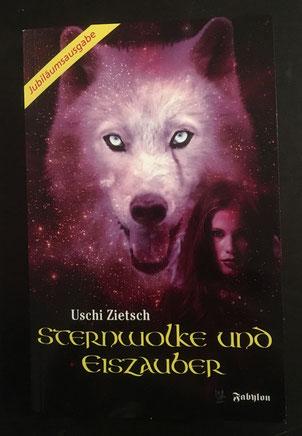 Sternwolke und Eiszauber - Uschi Zietsch, Fabylon Verlag, 10,00 €