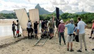 Tournage du film Serenity à l'île Maurice, hollywood à l'île Maurice, producteurs de cinéma à l'île Maurice