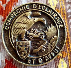 """Médaille """"de table"""" de la C.E.A., 1979 (Fonds TANGUY)"""