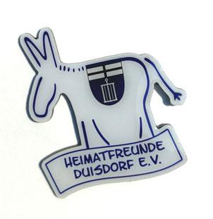 Vereins-Anstecker der Heimatfreunde Duisdorf e.V.
