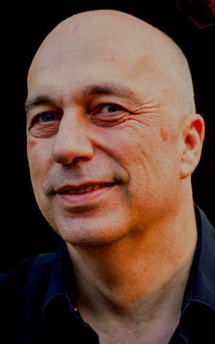 Der Gitarrist Dieter Welzel