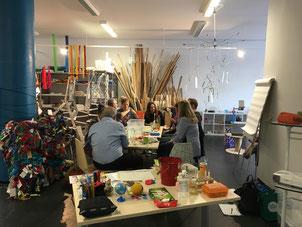 Projekt Kleine Entdecker - Foto: Freiwilligen-Zentrum Augsburg
