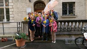 Flüchtlingslotsen - Foto: Freiwilligen-Zentrum Augsburg