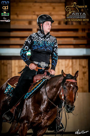 Pletzenauer Anna - Novice Rider