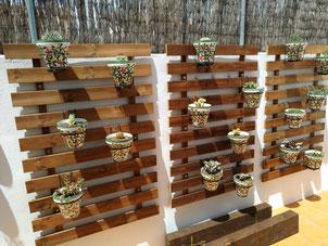 Celosias de madera