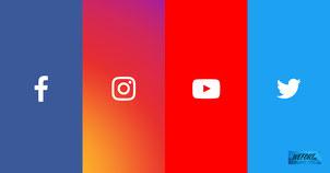Cómo vincular tus redes sociales a tu página web - Facebook, Instagram, Twitter y Youtube