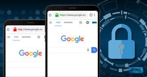 HTTP vs HTTPS - Certificado SSL para la seguridad de tu página web