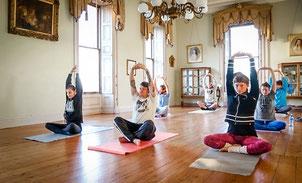 Yoga für alle in Irland
