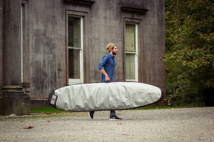 Surfboards in Irland