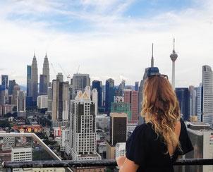 Skylineview in Kuala Lumpur, Malaysia