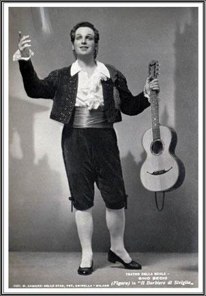 Baritono Gino Bechi