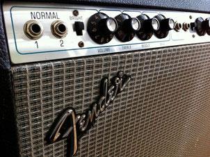 Fender Twin Reverb 1977 (Foto: Nilles)