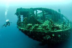 Wreck,Pulau Weh