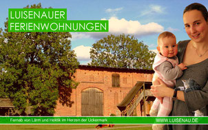 Ferienwohnung Uckermark Brandenburg
