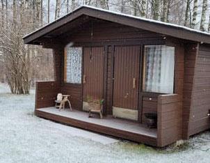Gartenhaus - Sommerhaus - Gerätehaus - Gartensauna -