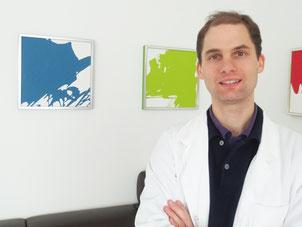 Dr. Matthias Grünbeck Portrait