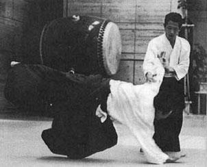 Takeda Yoshinobu Shihan 8. Dan Aikikai