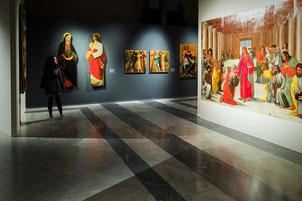 """""""Cola dell'Amatrice, da Pinturicchio a Raffaello"""": inaugurata la mostra"""