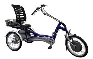 Dreirad Easy Rider von Van Raam