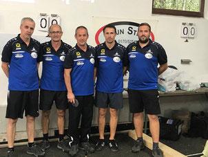 Der Eisschützenverein Fresing belegte im Jahr 2018 den dritten Platz in der Staatsliga und wurde fünftbeste Mannschaft Europas.