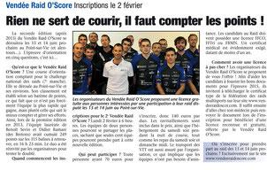 Le Journal du Pays Yonnais du 29 janvier 2015