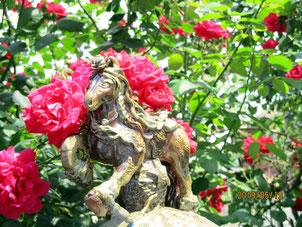 生命の邂逅 春と花