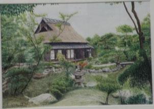 奈良吉城園 パステル15号