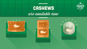 Cashewkerne bei Cashew for You