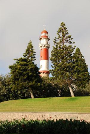Swakopmund Reisebericht Leuchtturm