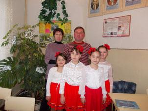 Учасники святкового концерту