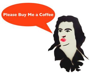 Fack ju Schilla fackjuschilla Buy Me a Coffee Flattr Friedrich Schiller Sprachblog Literaturblog Fack ju Göhte Stencil Graffiti Streetart Street Art Denglisch Kreatives Schreiben Drama Theater Goethe