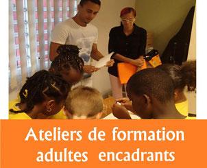 atelier de formation pour adulte mise en pratique