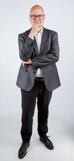 Dr. Dirk Hannowsky - Coach, Mediator und Trainer